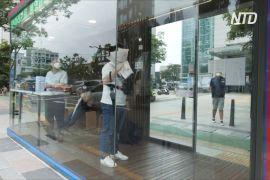 У Сеулі з'явилися автобусні зупинки з тепловізором і чистим повітрям