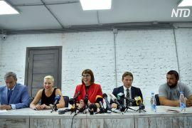Білоруські опозиціонери створили раду для мирного передання влади