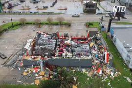 У США ураган «Лаура» забрав щонайменше 16 життів