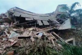 В Індії завалилася житлова п'ятиповерхівка, під завалами опинилися десятки людей