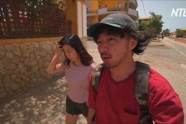 Японські молодята застрягли на Кабо-Верде й стали послами олімпійської команди