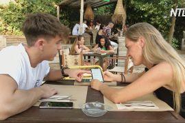 Іспанський ресторан пропонує послуги віртуальних офіціантів
