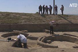 Поселення періоду неоліту з унікальними стінами знайшли в Грузії