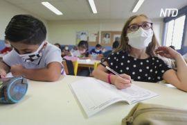 Маски й дистанціювання: як тепер навчаються діти в Європі