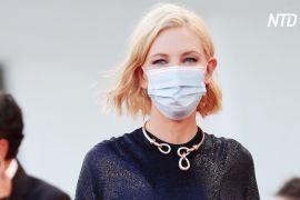 Зірки в масках: в Італії відкрився Венеційський кінофестиваль