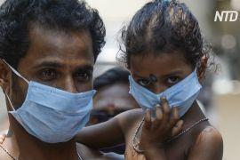 В Індії знову сумний рекорд добової кількості нових хворих на коронавірус