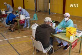 Іспанія перша в Західній Європі виявила загалом пів мільйона випадків зараження коронавірусом