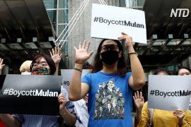 Гонконзький активіст закликає бойкотувати новий диснеївський фільм «Мулан»