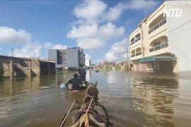 У Сенегалі за день випала тримісячна норма опадів