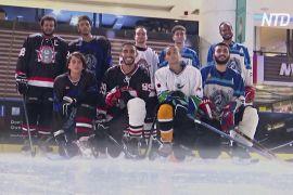 Єгипетська хокейна команда сподівається на визнання у своїй країні