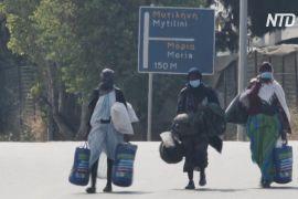 Німеччина прийме понад півтори тисячі мігрантів із грецького острова Лесбос