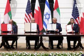 Ізраїль підписав історичний мир з ОАЕ і Бахрейном
