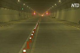 У Гімалаях відкрили найдовший автомобільний тунель
