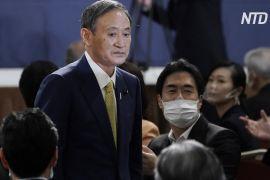 Новий прем'єр Японії обіцяє стримати поширення коронавірусу й провести реформи