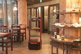 У ресторанах Південної Кореї обслуговують роботи