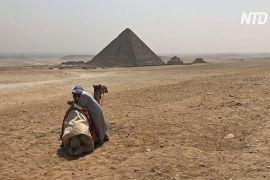 Туристична галузь Єгипту через малку кількість гостей готується до важкої зими