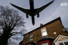 Єврокомісія планує зменшити викиди СО2 європейських літаків на 10 %