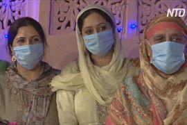 Індійське весілля під час пандемії: 150 гостей замість 800