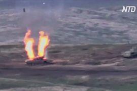 Сутички в Нагірному Карабаху: сторони заявляють про десятки загиблих