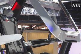 Пекінський автосалон: китайський аеромобіль і електрокросовер Honda SUV e: concept