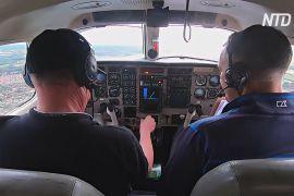 Літак на водневому пальному здійснив 20-хвилинний тестовий політ