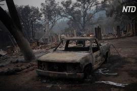 У США через нову пожежу евакуюють жителів