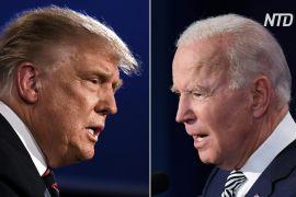 Між Трампом і Байденом відбулися перші президентські дебати