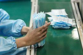 На канадській фабриці в Китаї маски виготовляли в'язні