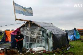 Майже половина аргентинців опинилася за межею бідності