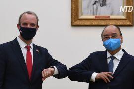 Велика Британія заручилася підтримкою В'єтнаму в приєднанні до TTП2