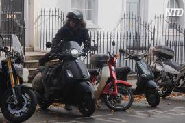 У Великій Британії різко зросли продажі скутерів і мопедів
