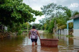 Шторми та повені: Італія й Мексика постраждали від розгулу стихії
