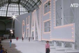 Показ Chanel у Парижі: класика Голлівуду 60-х років