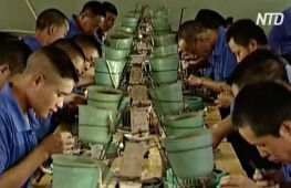 Рабська праця: багато китайських компаній належать тюрмам