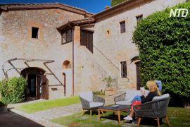 Тоскана приваблює туристів ізольованим відпочинком у замку