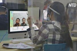 Кол-центр для школярів: філіппінські вчителі допомагають вчити уроки телефоном
