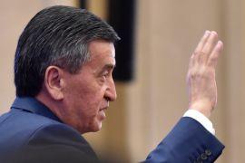 Президент Киргизстану пішов із посади, протестувальники вимагають розпустити парламент