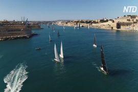 На Мальті стартувала регата Middle Sea Race