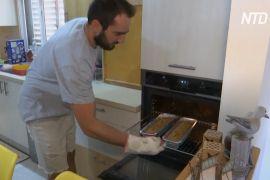 Солодощі для душі: ізраїльські волонтери допомагають літнім під час ізоляції