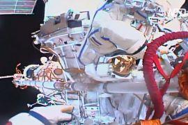 Італійський астронавт згадує дві свої місії та інцидент у відкритому космосі