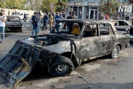 Азербайджан і Вірменія звинуватили одне одного в чергових ракетних обстрілах