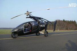 Літальному автомобілю Pal-V Liberty дозволили їздити дорогами ЄС