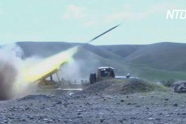Мінська група закликала до негайного припинення вогню в Нагірному Карабасі
