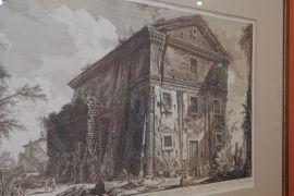 Справжні картини Джованні Піранезі можна побачити на виставці в Києві