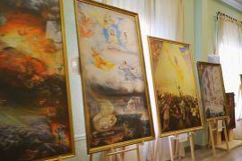 В Одесі триває виставка китайських художників з усього світу