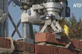 У Великій Британії з'явиться перший дім, який збудує робот-муляр