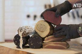 М'ясо без м'яса: у Великій Британії відкрили веганський «ковбасний» магазин