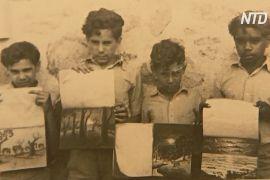 Картини дітей «викраденого покоління» покажуть в австралійському Перті
