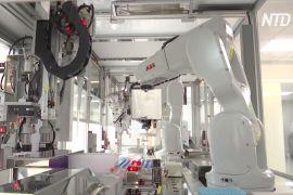 На Тайвані новий робот-лаборант за день обробляє 2000 тестів на COVID-19