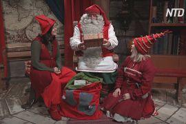 У Лапландії розпочався різдвяний сезон